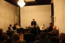 Dichterlesung mit Anis Hamadeh am 25.11.2010