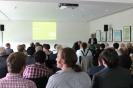 Der gut gefüllte Konferenzraum