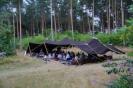 Beduinen Zelt in Rietz für die DAG-Gartenfest-Gäste - Arabisches Flair mitten in Brandenburg