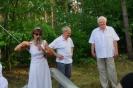 (v.l.n.r.): Hella de Santarossa, Harald Moritz Bock, Friedrich Kurz