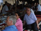 Die Gäste hörten den Vortragenden gespannt zu